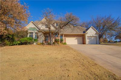 Edmond Single Family Home For Sale: 8830 Palermo Drive