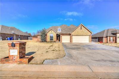 Choctaw Single Family Home For Sale: 15271 Fox Hollow Road