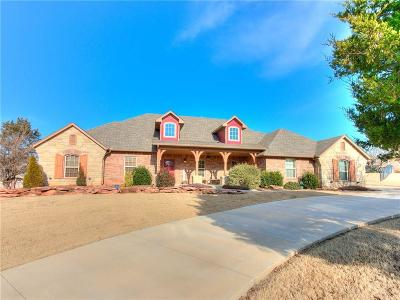 Edmond Single Family Home For Sale: 275 Stone Bridge