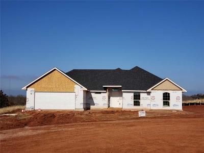 Guthrie Single Family Home For Sale: 5701 Cedar Tree Circle