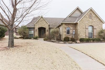 Edmond Single Family Home For Sale: 5925 Great Hampden Road