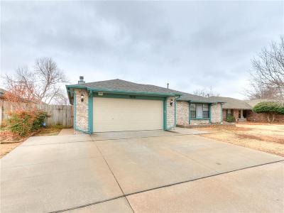 Oklahoma City Single Family Home For Sale: 7808 NW 84th Street