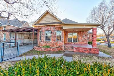 Oklahoma City Multi Family Home For Sale: 1223 N McKinley