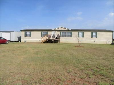 Chickasha OK Single Family Home For Sale: $59,900