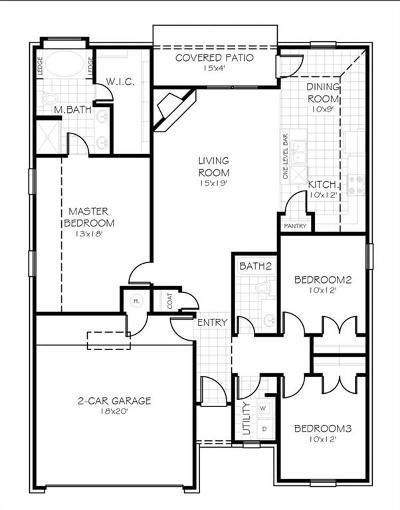Oklahoma City Single Family Home For Sale: 9128 SW 48th Terrace