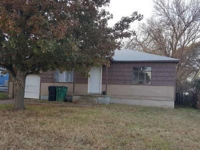 Oklahoma City Single Family Home For Sale: 1245 SE 20th Street