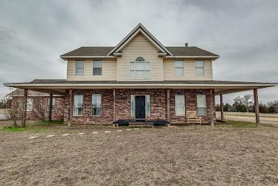 Single Family Home For Sale: 9001 Charis Rd