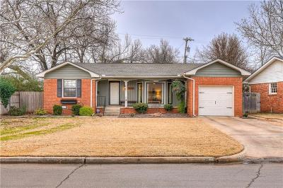 Oklahoma City Single Family Home For Sale: 2304 Gladstone Terrace