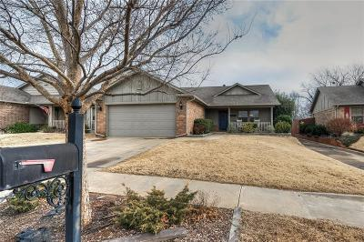Oklahoma City Single Family Home For Sale: 2608 Fountain Grass Road