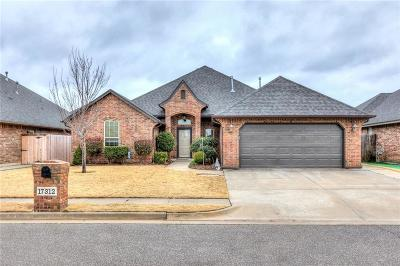 Oklahoma City Single Family Home For Sale: 17312 Toledo Drive