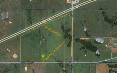 Logan County Residential Lots & Land For Sale: Hwy 33-Henney Rd-Old Hwy 33