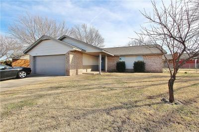 Oklahoma City Single Family Home For Sale: 824 NW 118th Street