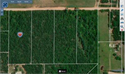 Luther Residential Lots & Land For Sale: E Covell Road