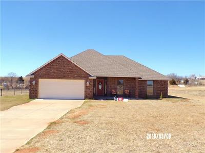 Tuttle Single Family Home For Sale: 910 County Street 2932