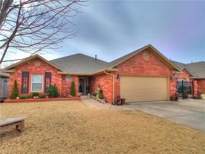 Oklahoma City Single Family Home For Sale: 1324 SW 131st Terrace