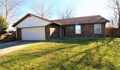 Midwest City Single Family Home For Sale: 5904 SE 8