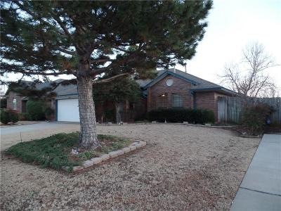 Oklahoma City Single Family Home For Sale: 7804 84th