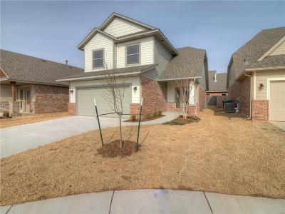 Oklahoma City Single Family Home For Sale: 8309 NW 137th Street