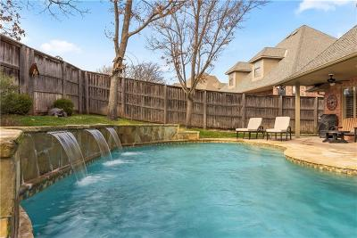 Edmond Single Family Home For Sale: 825 Crystal Creek Place