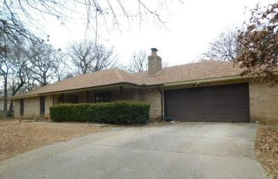 Choctaw Single Family Home For Sale: 3917 S Cinder Circle