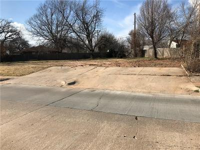 Del City Residential Lots & Land For Sale: 4309 Leonhardt Drive