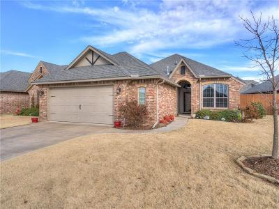 Oklahoma City Single Family Home For Sale: 17000 Madrid Circle