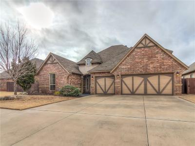 Edmond Single Family Home For Sale: 920 NW 195th Place