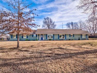 Shawnee Single Family Home For Sale: 4009 N Kickapoo Avenue