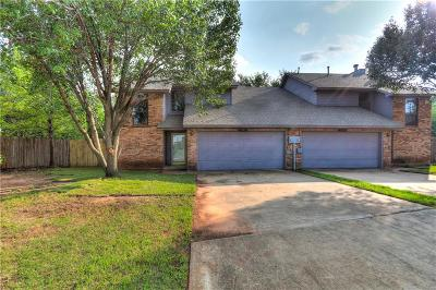 Oklahoma City Multi Family Home For Sale: 12900 Carrie