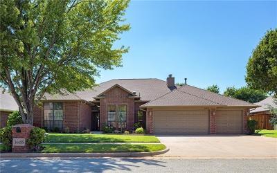 Oklahoma City Single Family Home For Sale: 14433 Remington Way