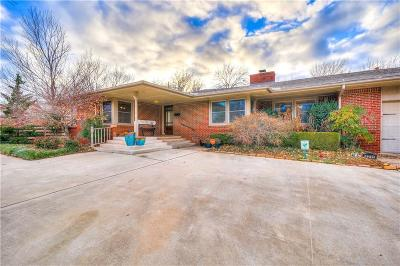 Oklahoma City Single Family Home For Sale: 4211 N Harvey Parkway