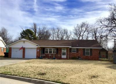 Oklahoma City Single Family Home For Sale: 1228 N Utah Avenue