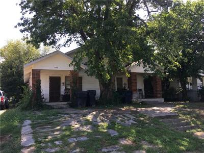 Oklahoma City Attached For Sale: 1312 NE 17th