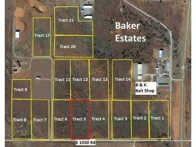 Farm & Ranch For Sale: 5 E1030 Road