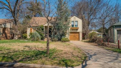 Oklahoma City Single Family Home For Sale: 1113 Woodlawn Place