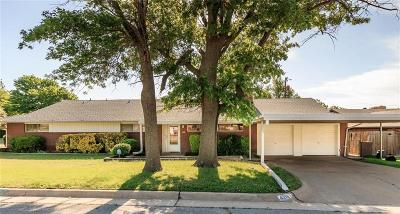 Oklahoma City Multi Family Home For Sale: 4316 N June