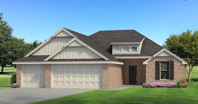 Yukon Single Family Home For Sale: 617 Frisco Ridge Road