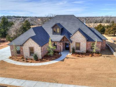 Oklahoma City Single Family Home For Sale: 10809 Quail Reserve Road