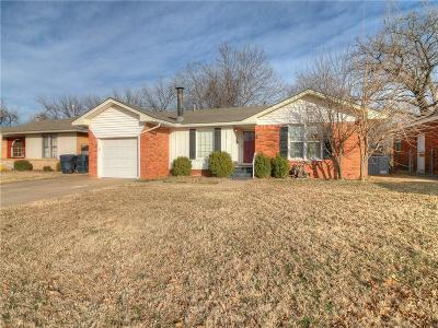 Oklahoma City Single Family Home For Sale: 1424 N Sterling Avenue