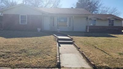 Oklahoma City Single Family Home For Sale: 1900 NE 52 Street
