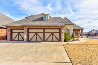 Edmond Single Family Home For Sale: 15404 Daybright Drive