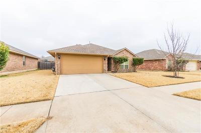 Edmond Single Family Home For Sale: 2175 Peacock Drive