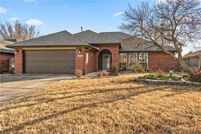Norman Single Family Home For Sale: 3420 Pathway Circle