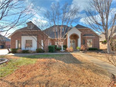 Oklahoma City Single Family Home For Sale: 10717 Waterside Drive
