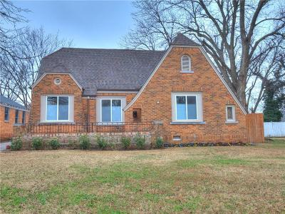Oklahoma County Single Family Home For Sale: 926 NE 17th Street