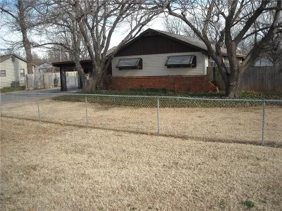 Oklahoma City Single Family Home For Sale: 2812 S Spruce Avenue