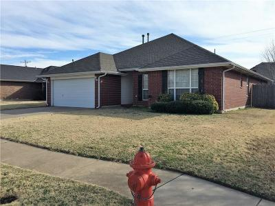 Edmond Single Family Home For Sale: 2000 NW 172nd Street