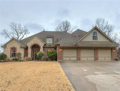 Edmond Single Family Home For Sale: 7506 E Covell Road