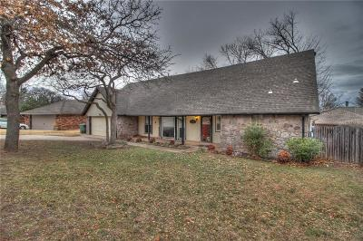 Edmond Single Family Home For Sale: 1913 Rosedale