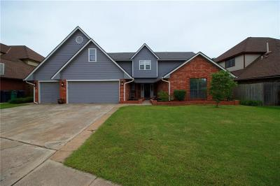 Edmond Single Family Home For Sale: 19912 Harness